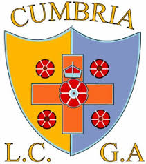 cumbria ladies golf association logo